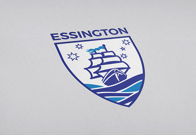 The Essington School Logo Redesign