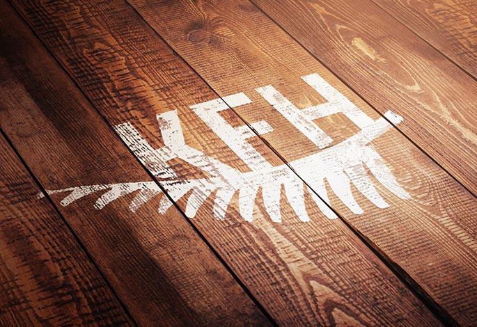 Kiwi Fence Hire Stencil
