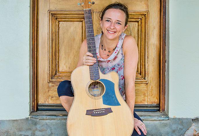 Jenny Attrill Portrait