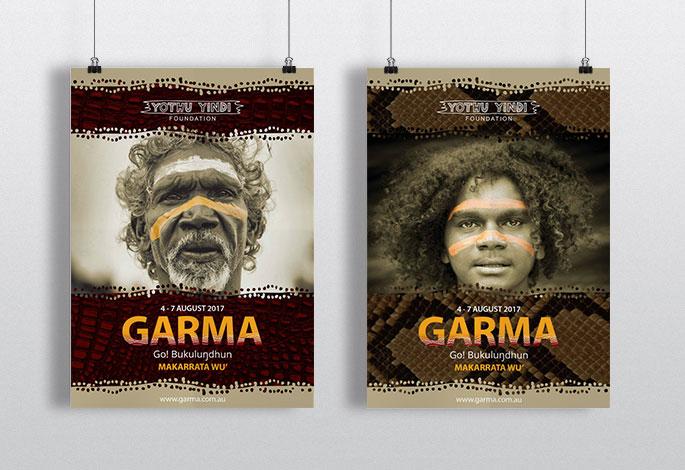 Garma Poster 2017