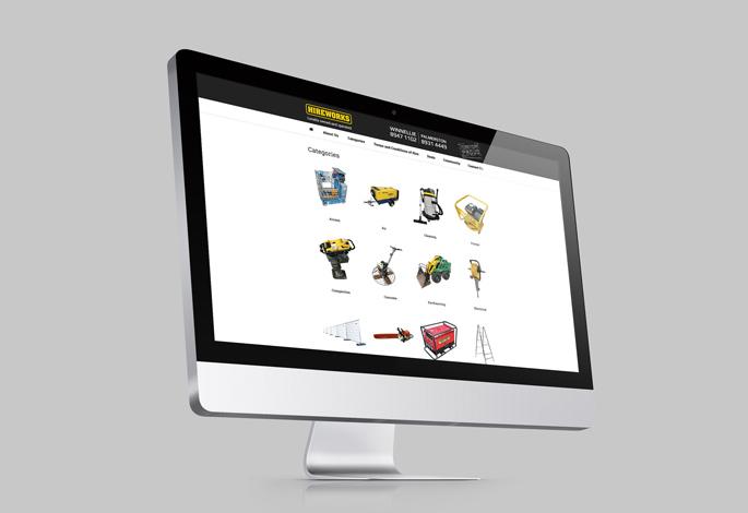 Hireworks website