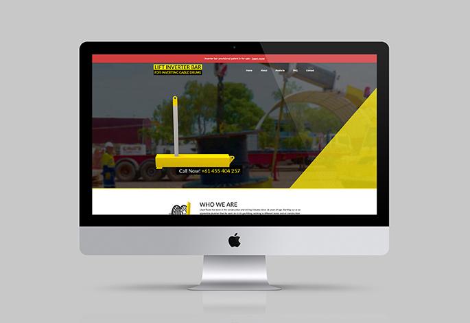 Lift Inverter Bar Website