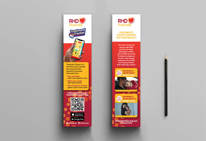 RHD Australia Bookmarks