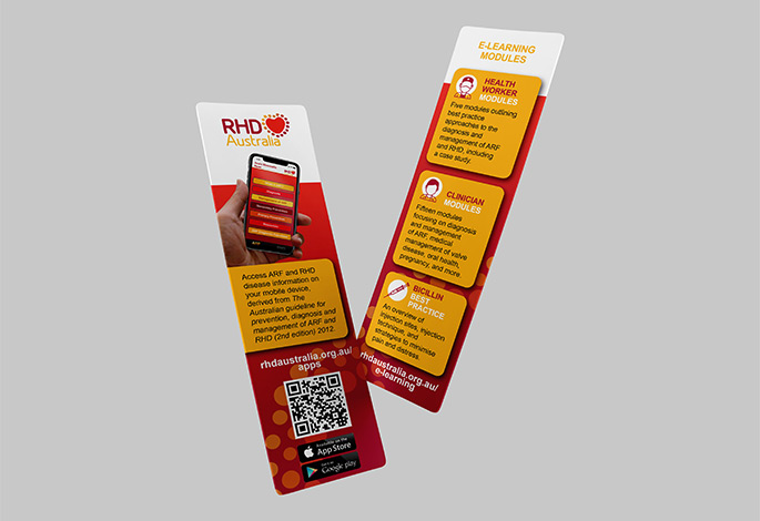 RHD Australia Bookmarks E-Learning Modules