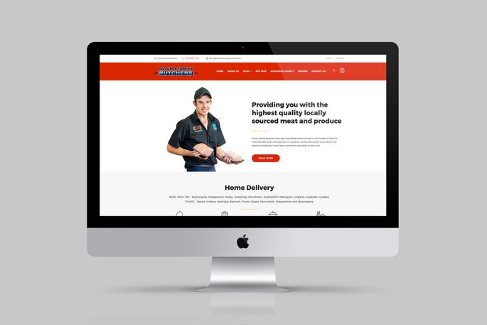 Tatura Family Butchers Website Home