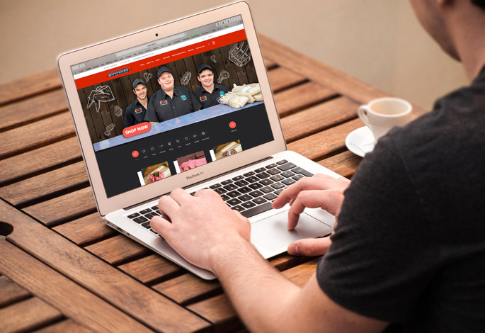 Tatura Family Butchers Website