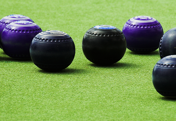 Bowl the Joker Lawn Bowls