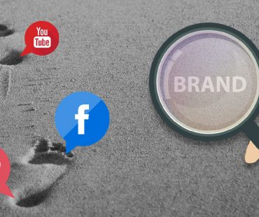 Why digital footprints are important for a brand?